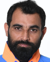 Mohammed Shami