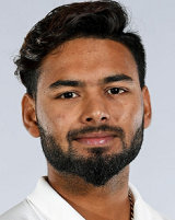 Rishabh Rajendra Pant