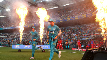 Big Bash crowds are a key income stream but may not be present next season
