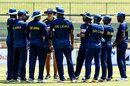 Sri Lanka's cricketers and head coach discuss about resumption of training