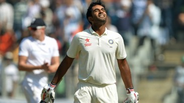 Jayant Yadav made his maiden Test century in the company of Virat Kohli, becoming the first Indian batsman to score a Test hundred from No. 9