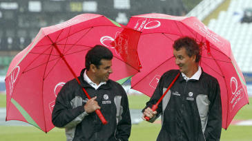 Aleem Dar and Billy Bowden have stood together in 27 international matches, second only to Dickie Bird and David Shepherd who umpired together in 31
