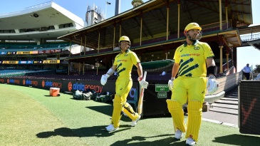 Australia could return to international action in August with the ODI series against Zimbabwe