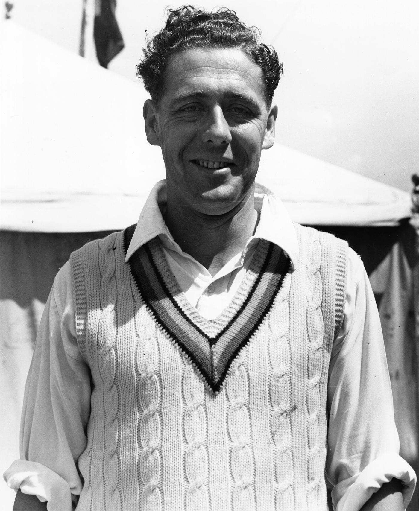 Trevor Edward Bailey