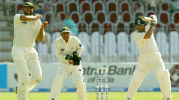 Sachin Tendulkar's 194 not out in Multan is the fifth of eight instances of a batsman being left not out in the 190s by a declaration in a Test