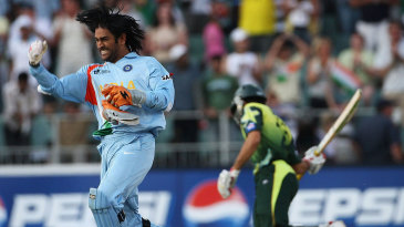 India's dramatic win against Pakistan in the 2007 World T20 final gave the format a massive boost in popularity
