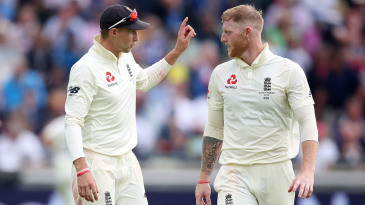 Ben Stokes is set to deputise for Joe Root at some point this summer