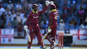 Shimron Hetmyer, Darren Bravo and Keemo Paul opted not to travel to England