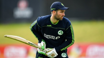 Andy Balbirnie became Ireland captain in November