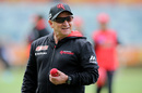 Tim Coyle, head coach of the Melbourne Renegades during the match, Perth Scorchers v Melbourne Renegades, Perth, November 1, 2019
