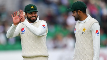 Azhar Ali and Babar Azam will lead the Test and T20I sides in England