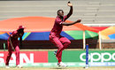 Jayden Seales bowls, South Africa v West Indies, Under-19 World Cup, Potchefstroom, February 1, 2020