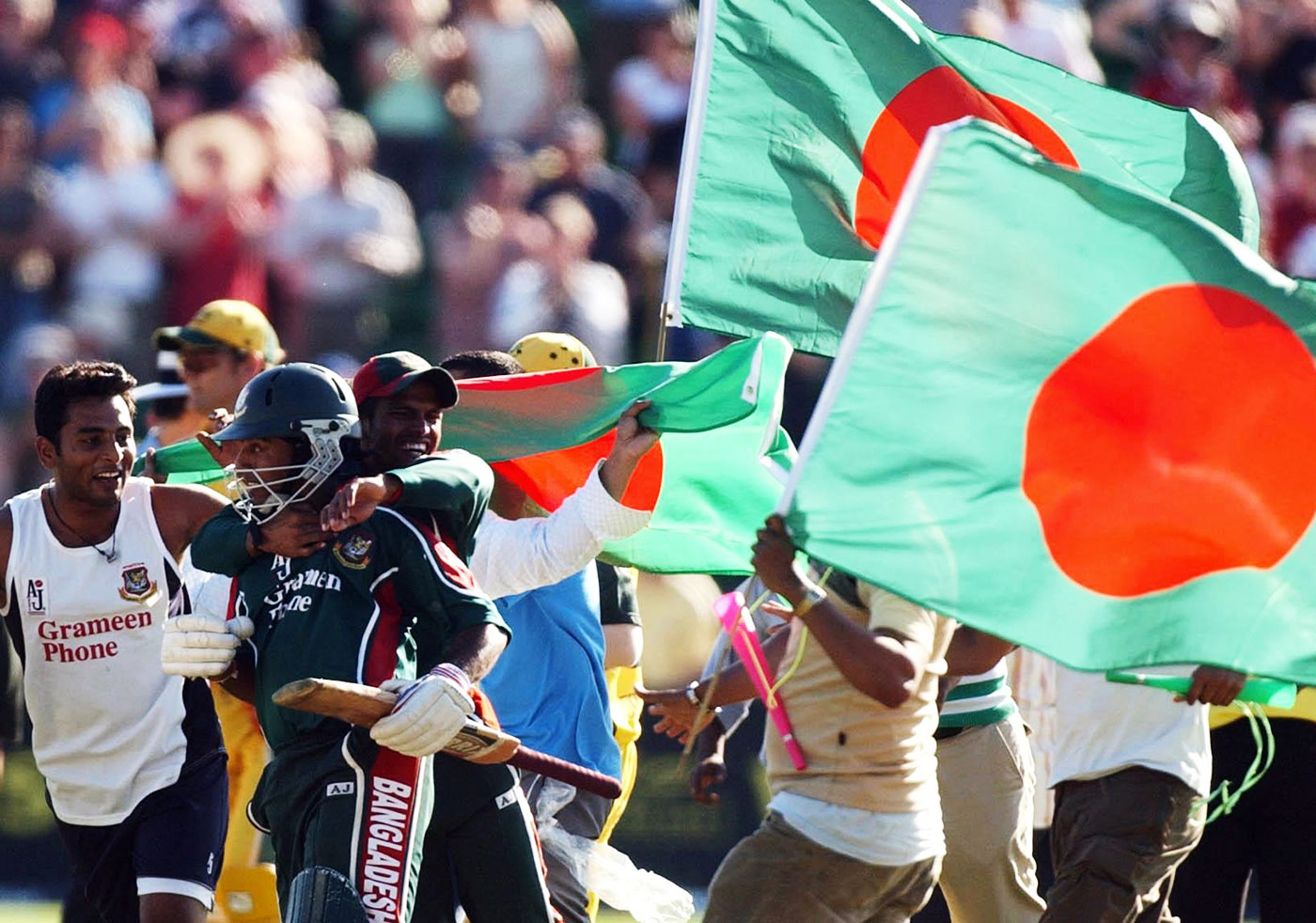 The Cardiff match is the only limited-overs game in which Bangladesh have beaten Australia. In August 2017, they won a Test against them for the first time, in Mirpur
