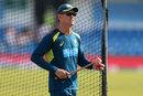 Graeme Hick spent many hours giving throwdowns to Australia's batsmen, England v Australia, 3rd Test, Headingley, August 25, 2019