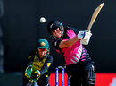 Rachel Priest lofts down the ground, New Zealand v Australia, Women's T20 World Cup, Melbourne, March 2, 2020