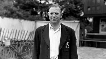 Tom Dollery of Warwickshire