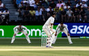 Jeet Raval waits for the ball, Australia v New Zealand, 1st Test, Perth, 2nd day, December 13, 2019