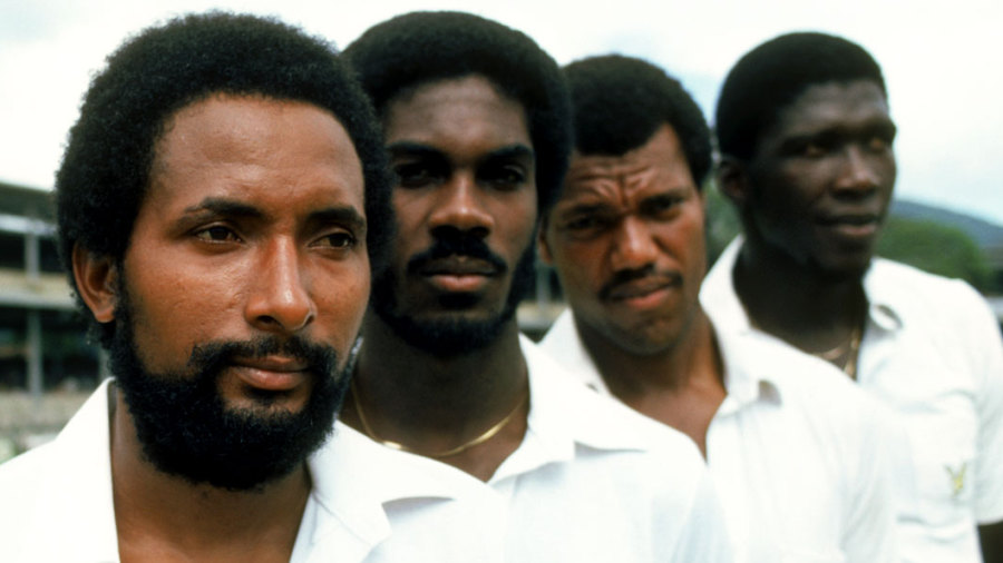 Andy Roberts, Michael Holding, Colin Croft and Joel Garner took a combined 10 for 129 in 38 overs in the 1979 World Cup final