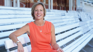 Clare Connor will become MCC's first woman President in the 233-year history of the club