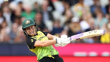 Australia need 23 to win off 12 balls. Who can stop Alyssa Healy from getting them there?
