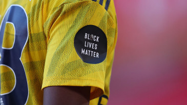 West Indies will follow Premier League clubs in wearing the Black Lives Matter emblem on their shirts