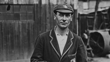 Sir Jack Hobbs in 1925