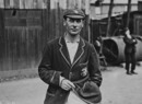 Jack Hobbs at Blackheath, London, where he is playing for Surrey against Kent, July 20, 1925