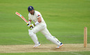 Jonny Bairstow of England hits out on day two, Team Buttler v Team Stokes, Ageas Bowl, July 2, 2020