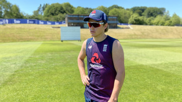 The ECB has confirmed that Sam Curran has been tested for Covid-19