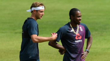 Is there room for both Broad and Archer in the England side?