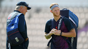 Ben Stokes will captain England for the first time this week