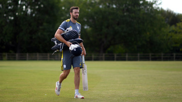 Hampshire, who are training at Arundel, have reservations about the safety of hotel stays