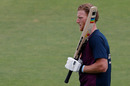 Ben Stokes warms up ahead of play on the opening day, England v West Indies, 1st Test, day 1, Southampton, July 08, 2020