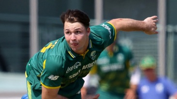 South Africa-born Curtis Campher was awarded an emerging contract by Ireland earlier this year