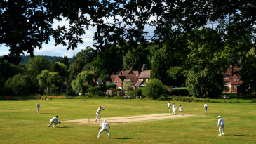 Abinger Hammer Cricket Club play Worplesdon & Burpham cricket club
