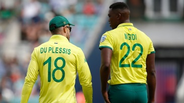 Conversation is the vehicle for change, Faf du Plessis wrote