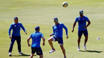 The South African players have only had scant training since mid-March