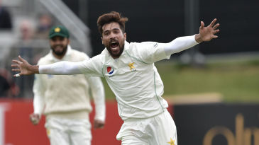 Mohammad Amir could be playing the T20Is against England