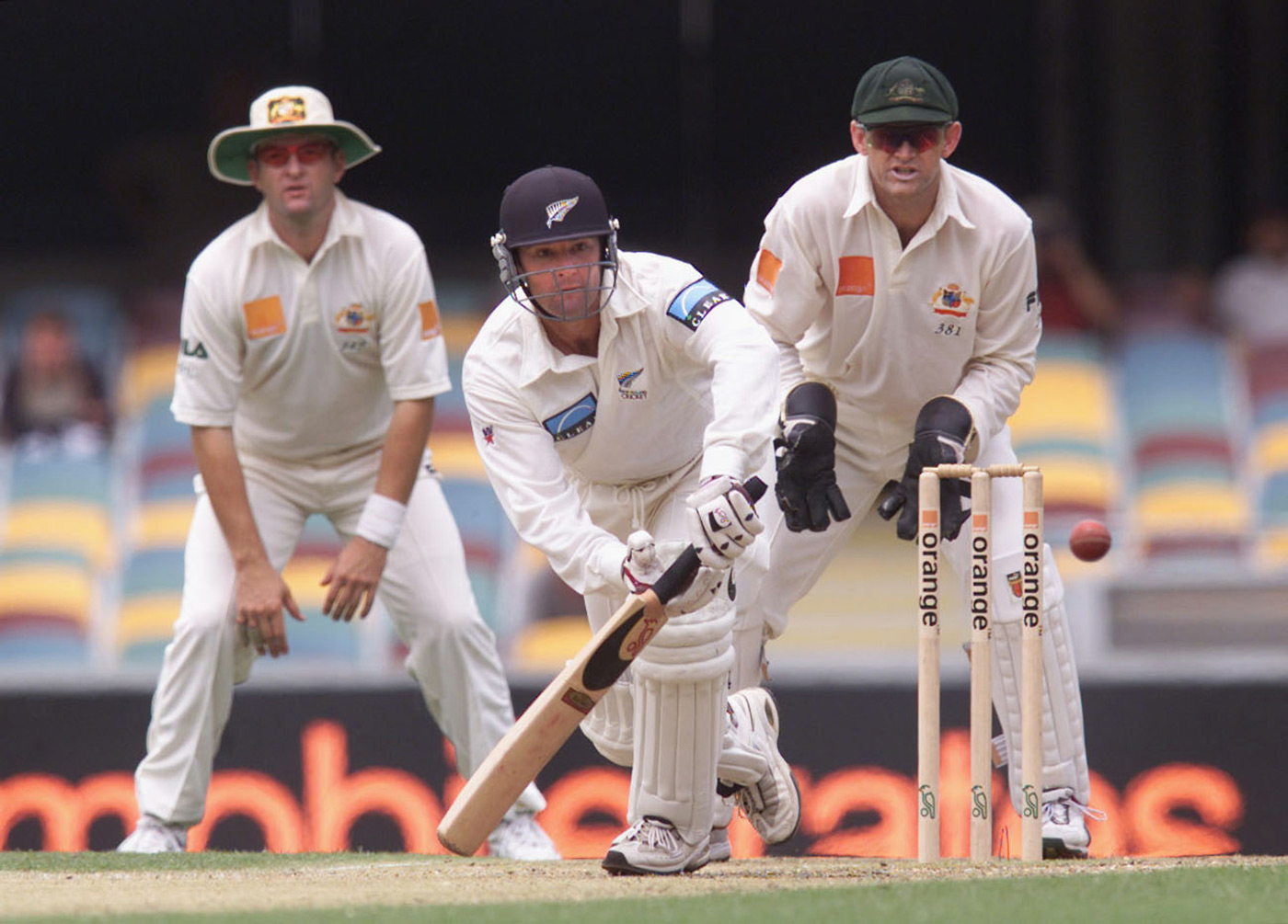 Nathan Astle top-scored with 66 in New Zealand's chase