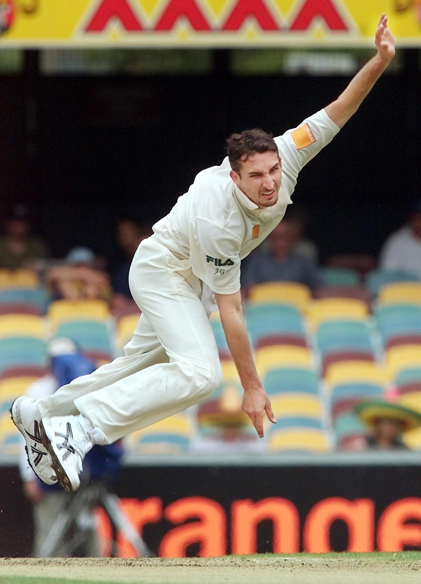 Less hairy, more scary: Gillespie bowls on day four