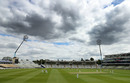 Counties are preparing to return to action in August, Warwickshire v Nottinghamshire, Edgbaston, July 24, 2020