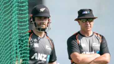 Kane Williamson and Gary Stead have a very good relationship, they have stressed
