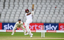 Shane Dowrich struggled against the short ball, England v West Indies, 3rd Test, Emirates Old Trafford, 2nd day, July 25, 2020