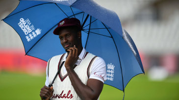 Jason Holder reflects on West Indies' series loss