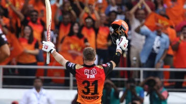 Sunrisers Hyderabad have confirmed David Warner as their captain for IPL 2020