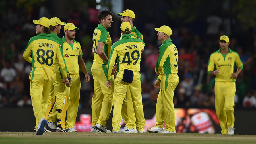 Australia's performances between World Cups were patchy