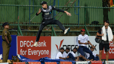 Mitchell Santner is set to fly out across continents soon