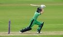 Lorcan Tucker drives fluently, England v Ireland, 2nd ODI, Southampton, August 1, 2020