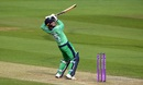 Curtis Campher calmly upper-cuts for runs, England v Ireland, 2nd ODI, Southampton, August 1, 2020