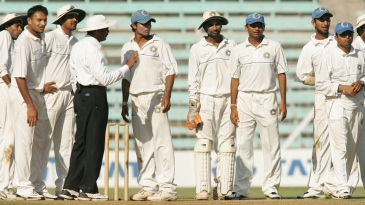 Whether any domestic cricket takes place in India this season remains to be seen